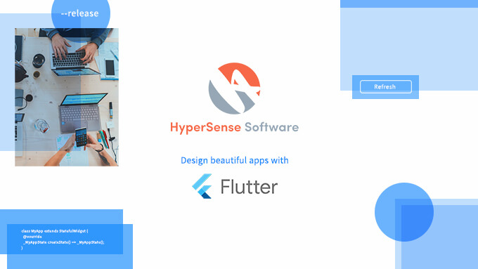 Flutter Apps — The Best of Both Worlds