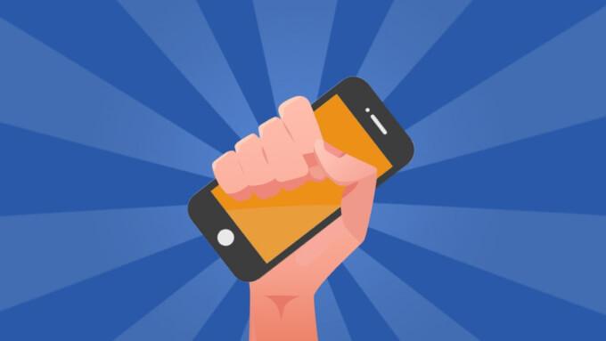 Go mobile! App usage keeps rising!